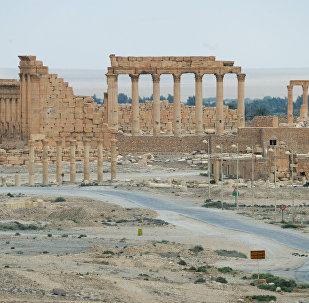 Los monumentos destruidos por Daesh en Palmira