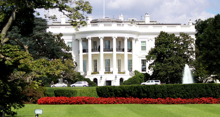 Casa Blanca en Washington