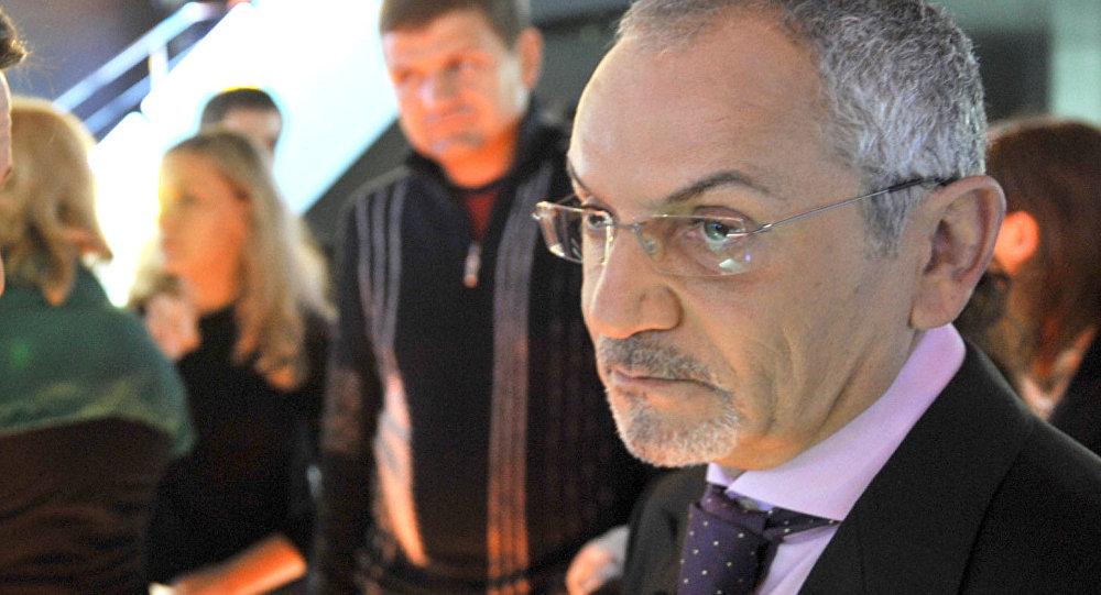 Periodista Savik Shuster