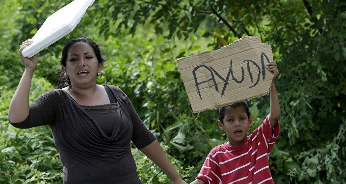 Las víctimas del terremoto en Ecuador