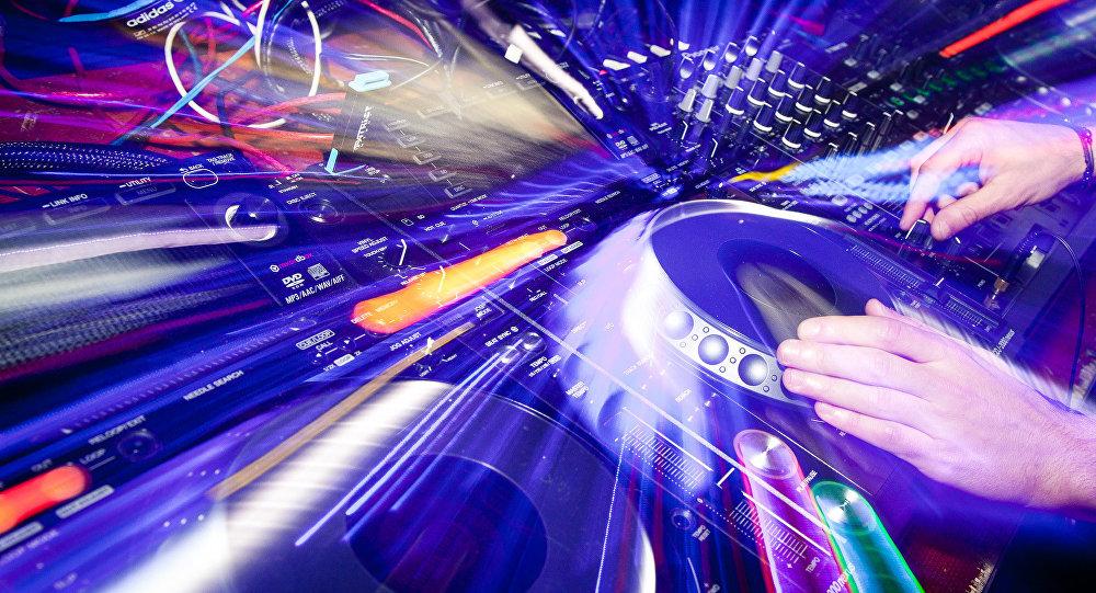 Festival de música electrónica