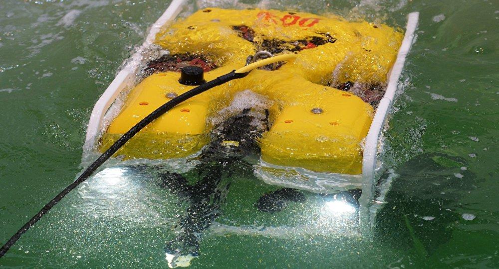 Aparato teledirigido Marlin-350