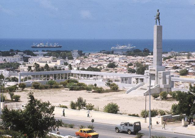 Mogadiscio, la capital de Somalia