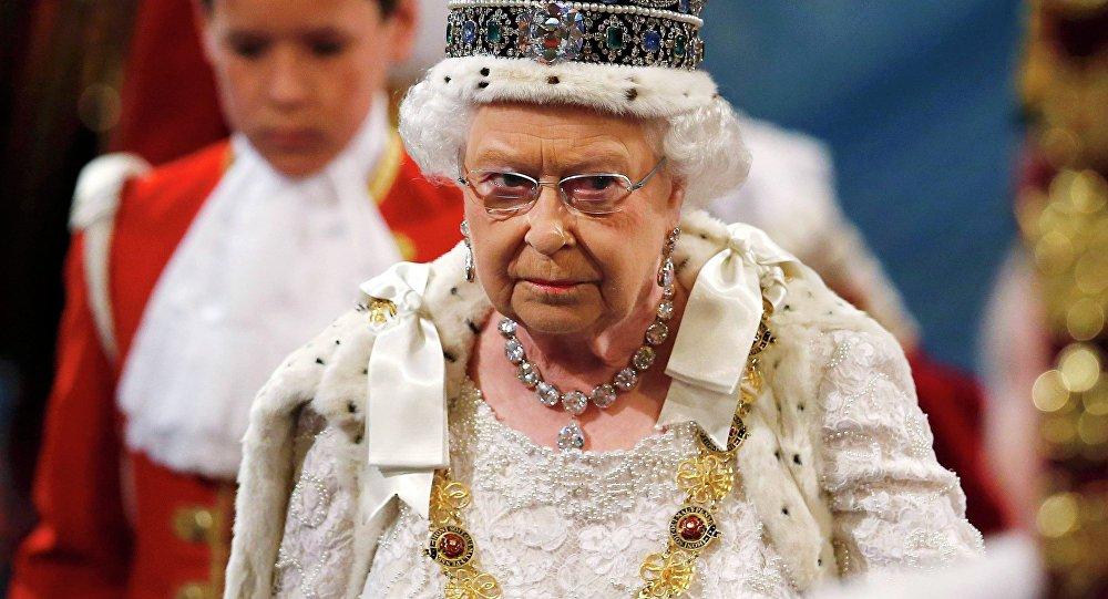 Isabel II, reina del Reino Unido