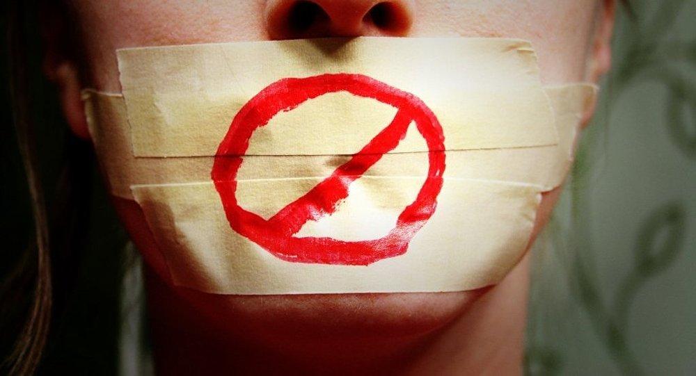 La libertad de expresión (imagen referencial)
