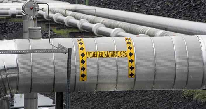 Tuberías de gas licuado (imagen referencial)