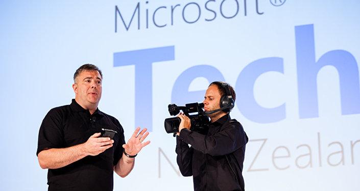El famoso experto de Microsoft Paul Thurrott en Nueva Zelanda