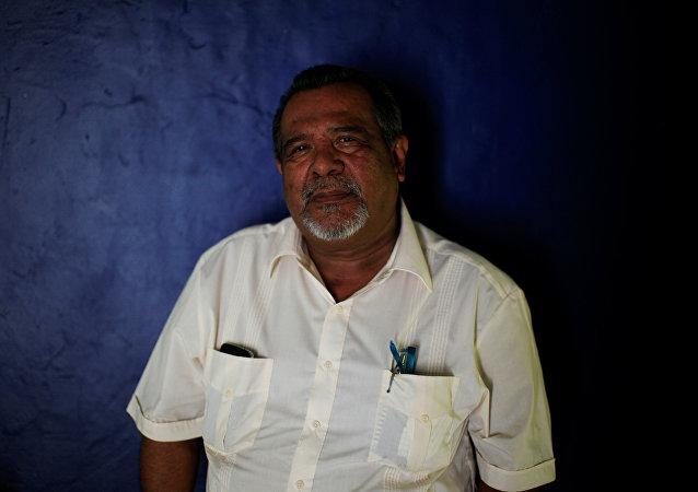 Raúl Mijango uno de los mediadores detenidos