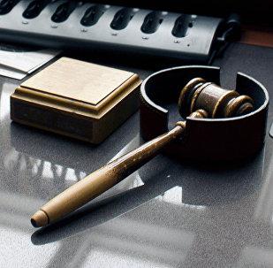 Un tribunal (imagen referencial)