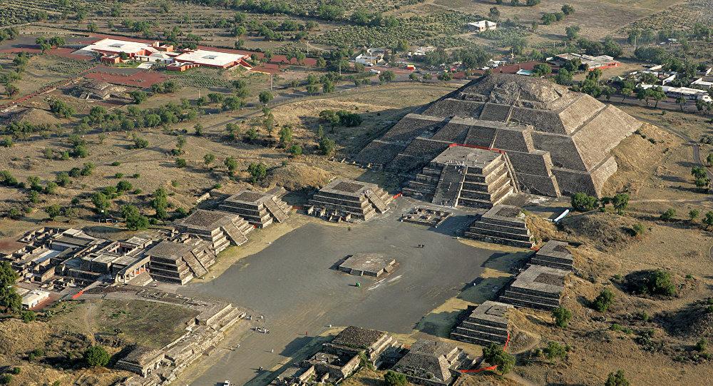 Una ciudad prehistórica en México (Archivo)