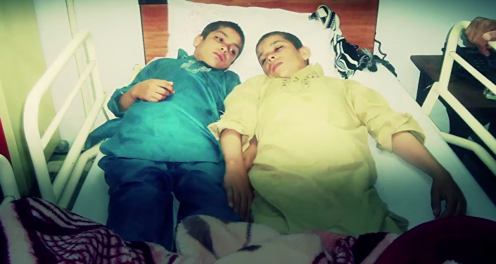 Shoaib Ahmed y Abdul Rashid