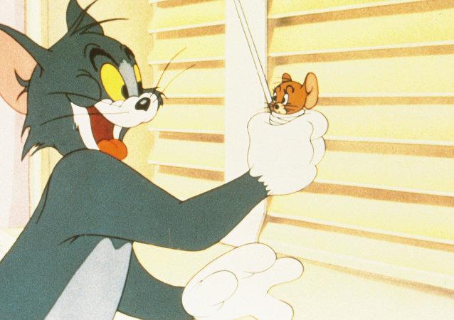 Tom y Jerry, dibujos animados