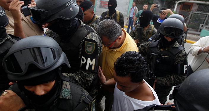 Dos de los cuatro detenidos por el asesinato de Berta Cáceres