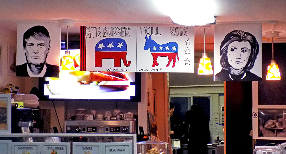 Un restaurante en Georgetown