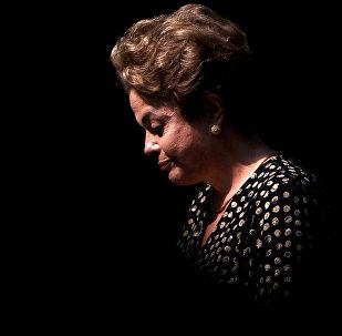 Dilma Rousseff, la presidenta de Brasil