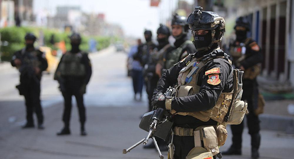Fuerzas antiterroristas de Irak