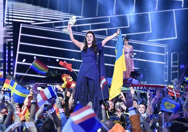Jamala, cantante ucraniana