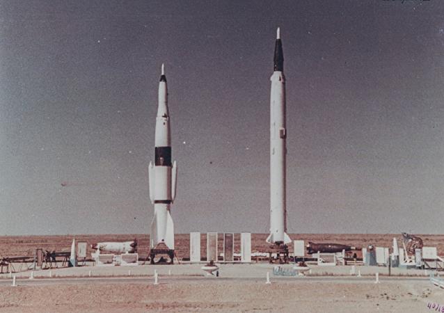 Los misiles R-2A y R-5A