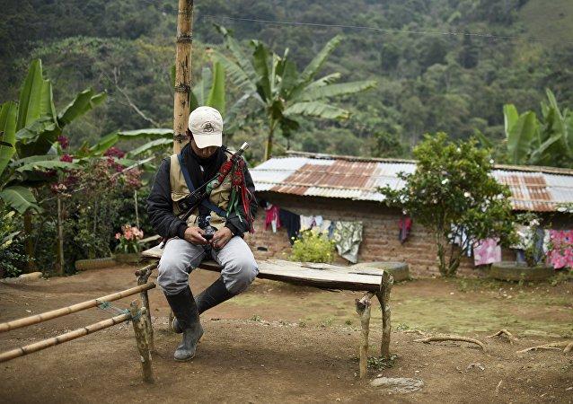 Un antiguo miembro de las FARC