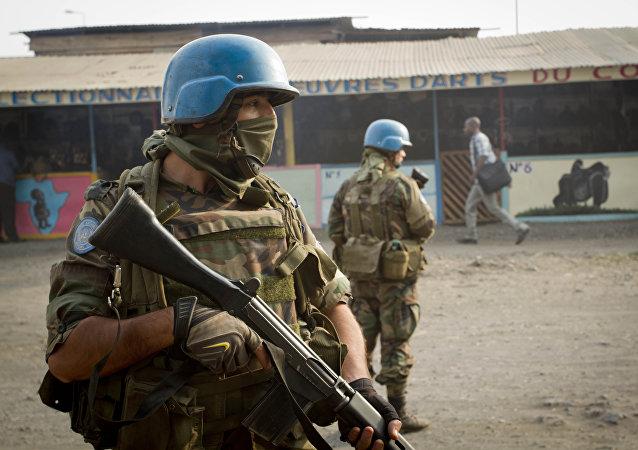 Personal militar uruguayo de las Naciones Unidas para el mantenimiento de la paz