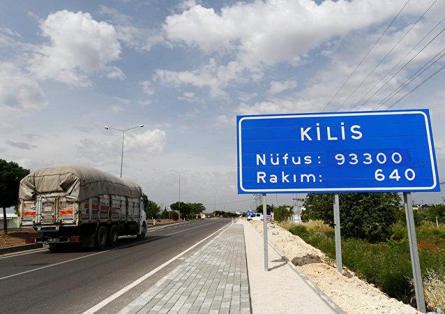 La ciudad turca de Kilis