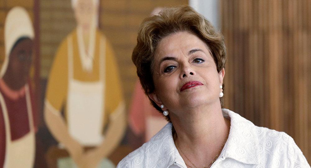 Destituida de la Presidencia de Brasil, Dilma Rousseff sigue ocupando un lugar central en la política internacional