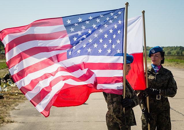 Inicio de las maniobras de la OTAN en Polonia
