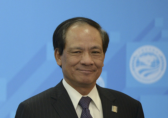 Le Luong Minh, secretario general de la ASEAN