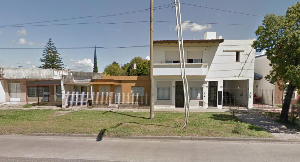 Casa donde vivían Roldán y Ojeda