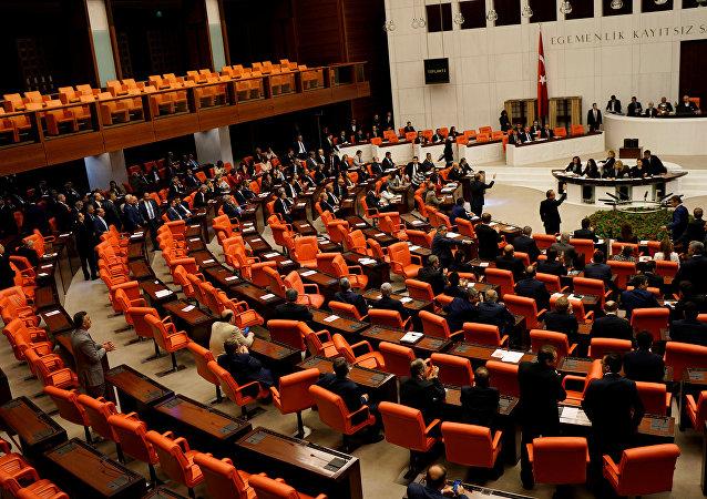 Asamblea Nacional de Turquía (archivo)