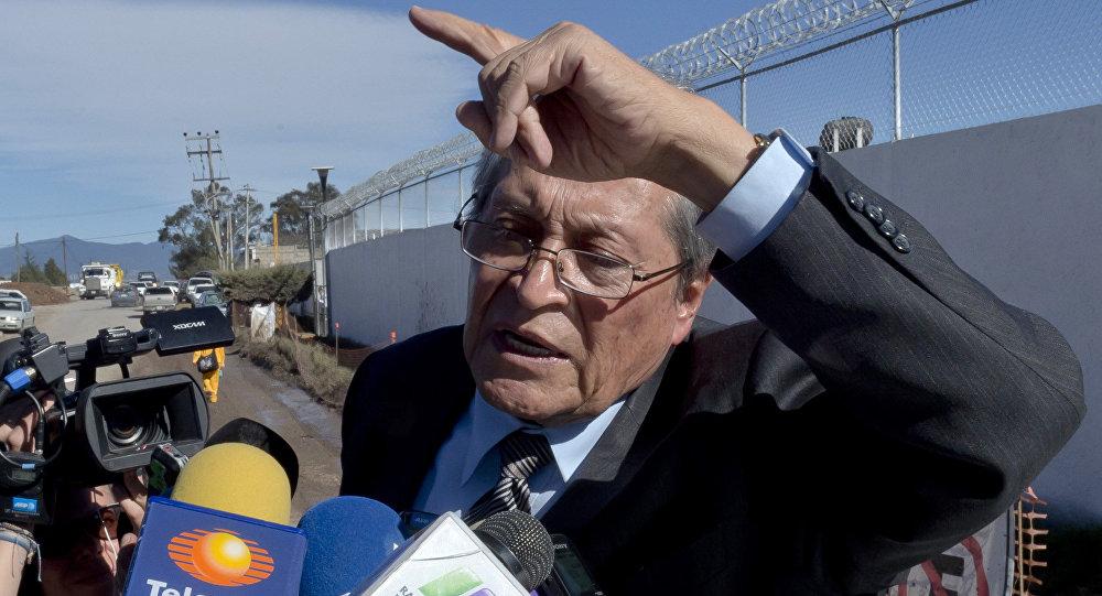 Juan Pablo Badillo, defensor de Joaquín 'El Chapo' Guzmán