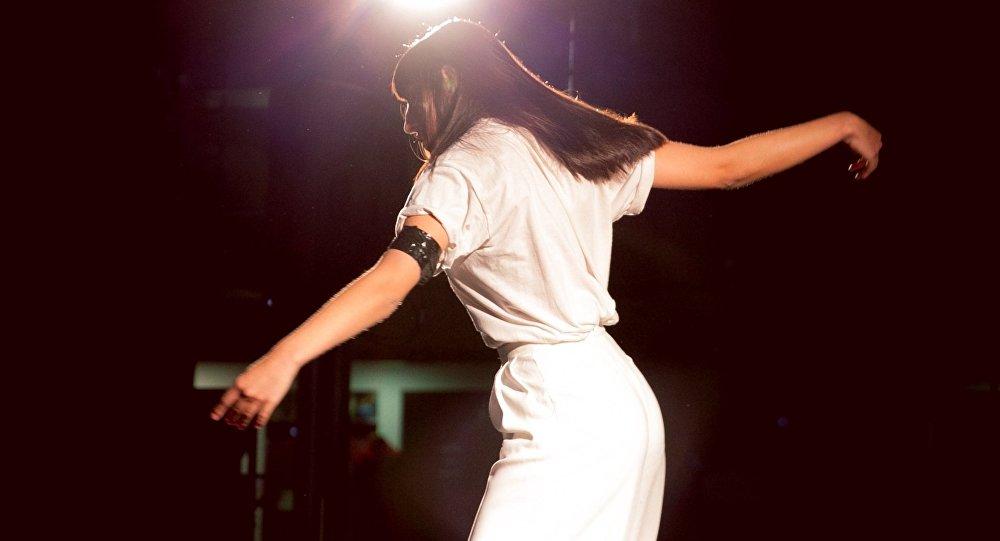 Moon Ribas, la bailarina ciborg