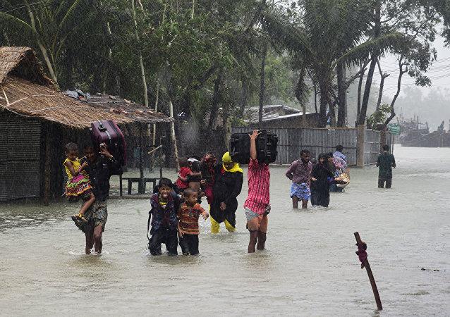Situación en Bangladés