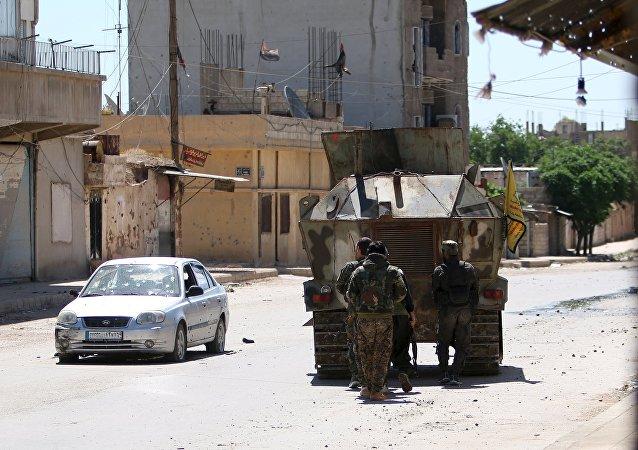 Qamishli, Siria (Archivo)