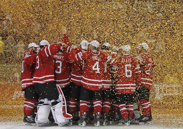 Canadá gana el Mundial de 2016 de hockey sobre hielo