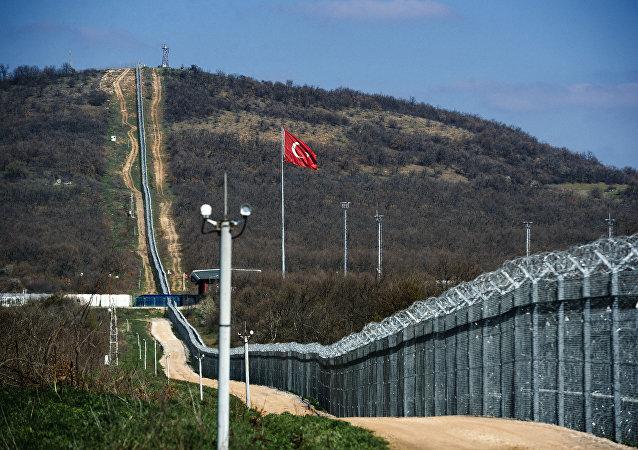 Frontera turca