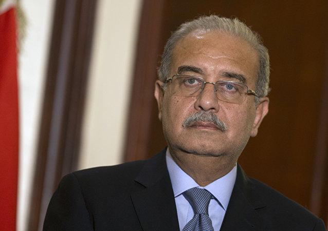 Sherif Ismail, primer ministro de Egipto