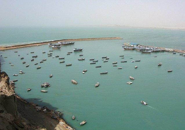 El puerto de Chabahar