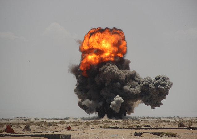La situación en Yemen (archivo)