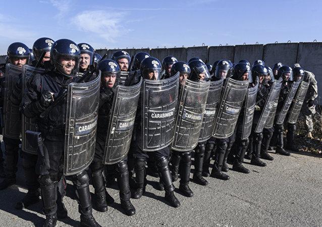 La KFOR, las fuerzas militares de la OTAN en Kosovo