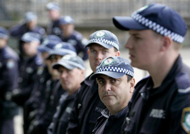 Policía de Australia (Archivo)
