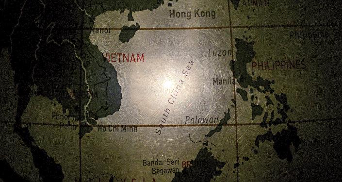 El mar de la China Meridional (imagen referencial)