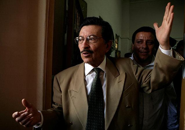 Martín Almada, abogado paraguayo