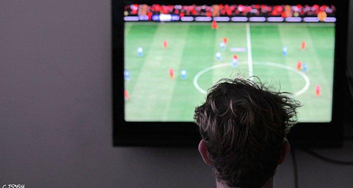 Aficionado al fútbol