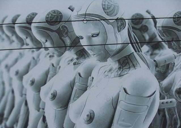 Un robot del futuro
