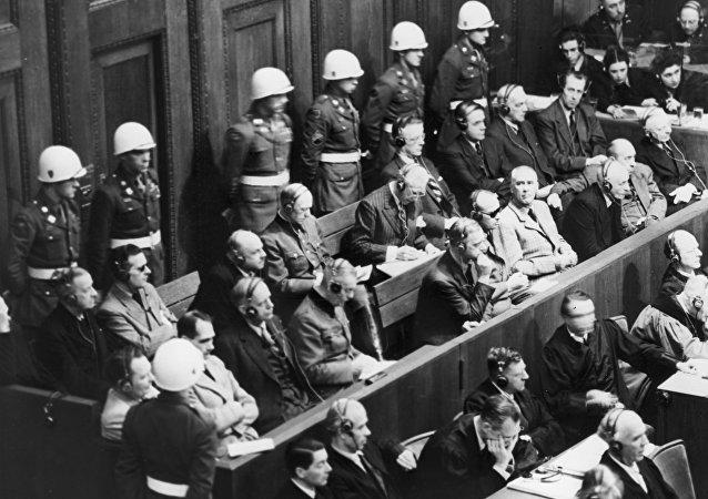 El documental soviético sobre los Juicios de Núremberg