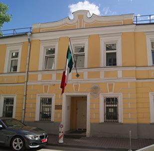 Embajada de México en Moscú