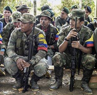 Miembros de FARC