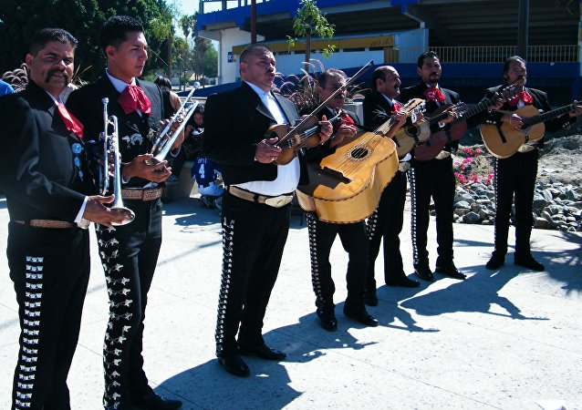 Orquesta de Mariachi