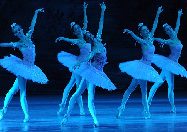 El ballet La Bella Durmiente (Archivo)